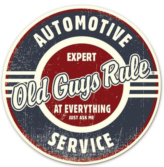 Metal Sign - Automotive Service Expert at Everything 14 x 14 Inches #vintage #retro #homedecor #walldecor
