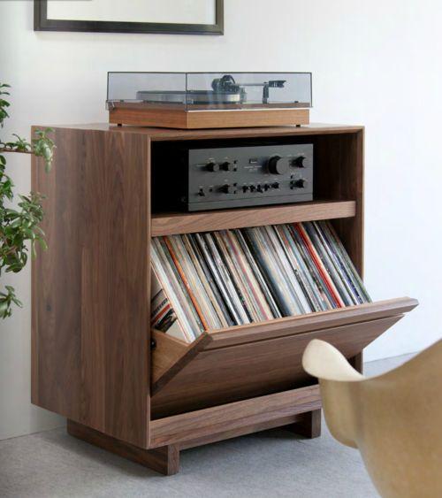 midcenturymodernfreak: Made for the Modern Audiophile The
