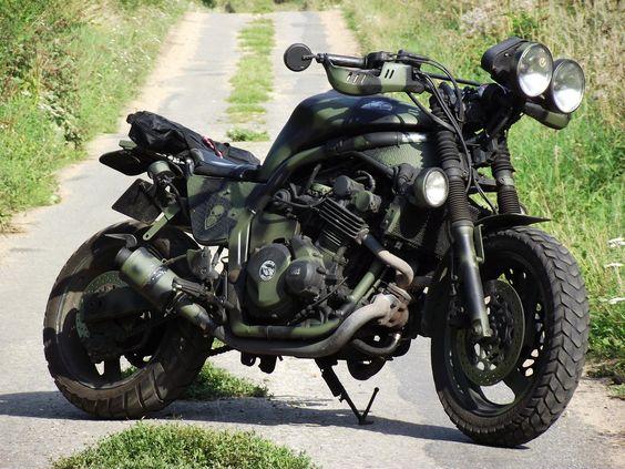 Military rat bike. I need this