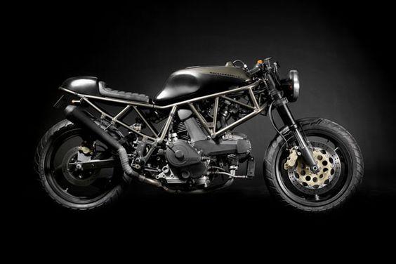 'MONKEE #20 - Ducati 750 SS'