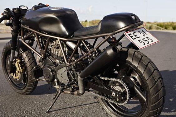 MONKEE #20 - Ducati 750 SS