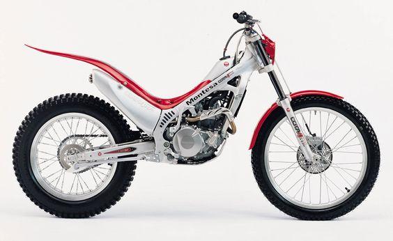Montessa Trials Bike