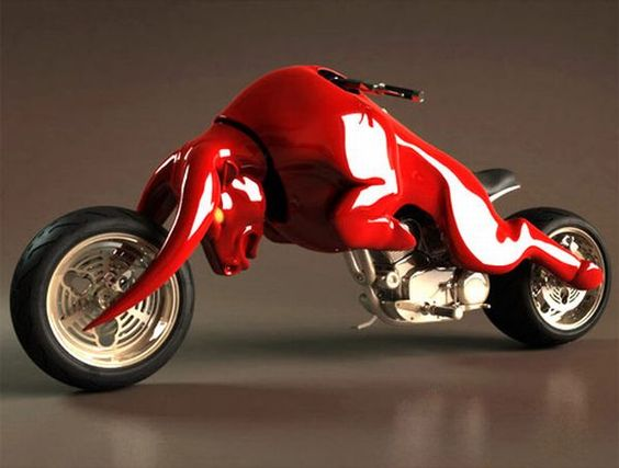 Most amazing motorcycle. No Bull!