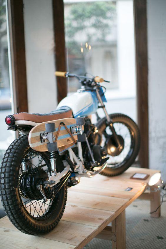 Moto Culture - Kickstart Garage & Worlds Greatest Co. Bike Release in SF
