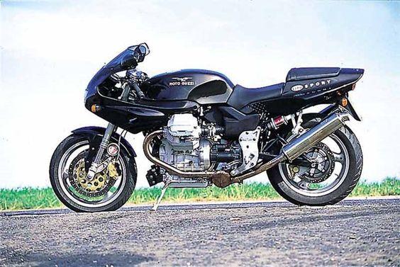 MOTO-GUZZI 1100 SPORT (1995-2000) Review | MCN