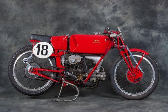 Moto Guzzi 250 Compressore