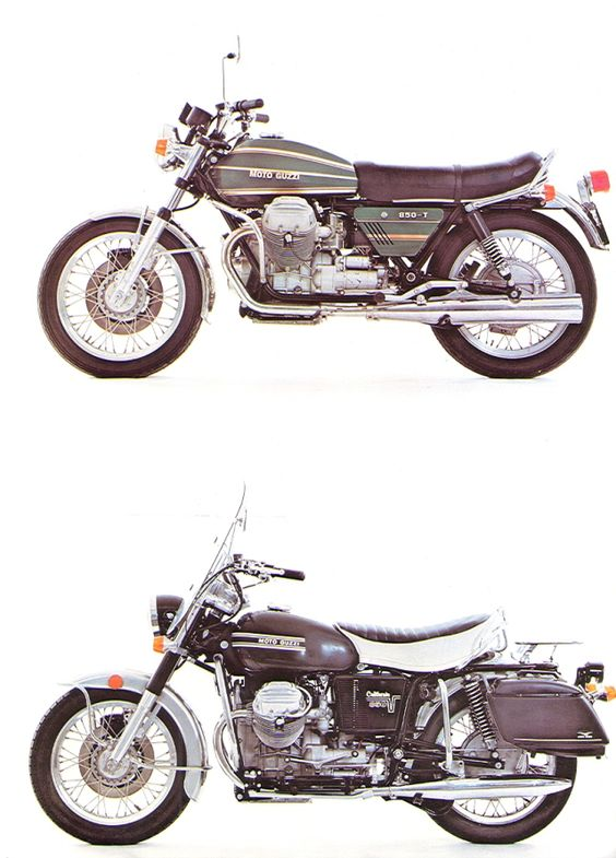 Moto Guzzi 4