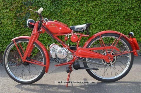 Moto Guzzi  65 B 1948 Vintage, Classic and Old Bikes photo