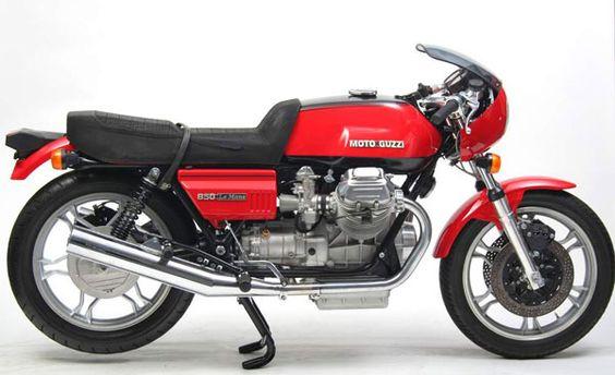 MOTO GUZZI 850 LE MANS 1975