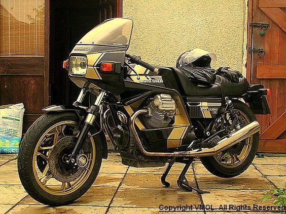Moto Guzzi 850 Le Mans II