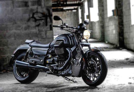 Moto Guzzi Audace for 2016