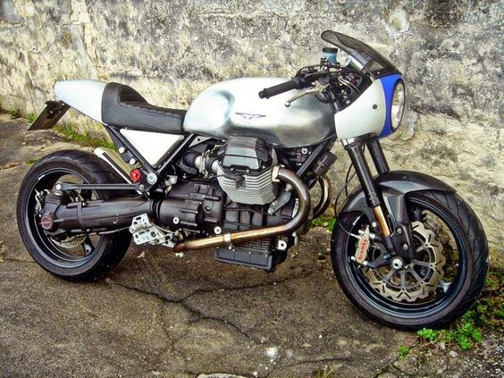 MOTO GUZZI BELLAGIO - DYNOTEC - ROCKETGARAGE