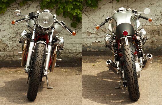 Moto Guzzi by Kaffee Maschine 8