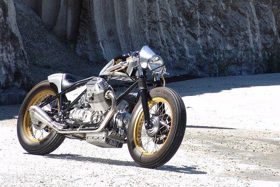 Moto Guzzi California / American Bobber