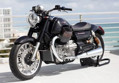 Moto Guzzi California review, make over for Italian luxury motorcycles - Swide Magazine