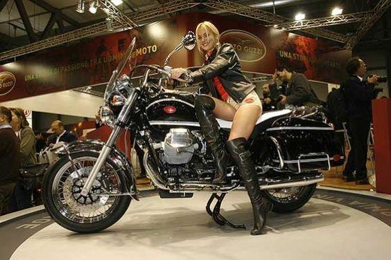 Moto Guzzi California Vintage Mailand f: Künstle