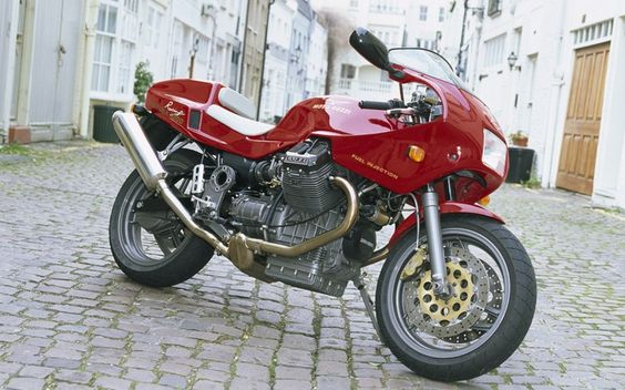 Moto-Guzzi Daytona