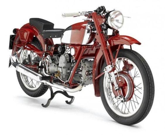 Moto Guzzi Falcone 6 740x610 1950 Moto Guzzi Falcone.