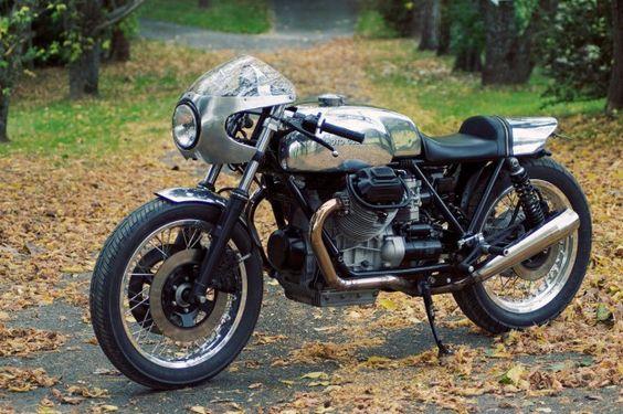 Moto Guzzi Le Mans by Kaffeemaschine