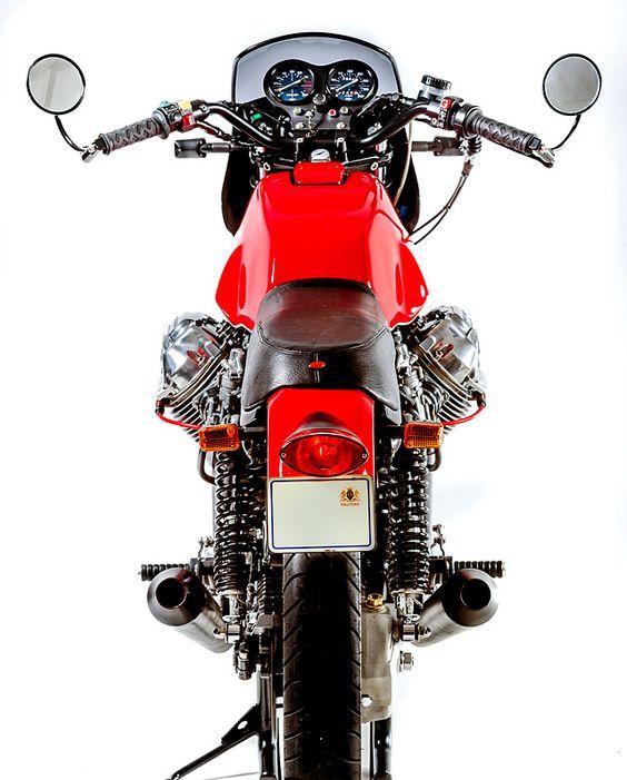 Moto Guzzi Le Mans Mk II – Kevin Rudham  |