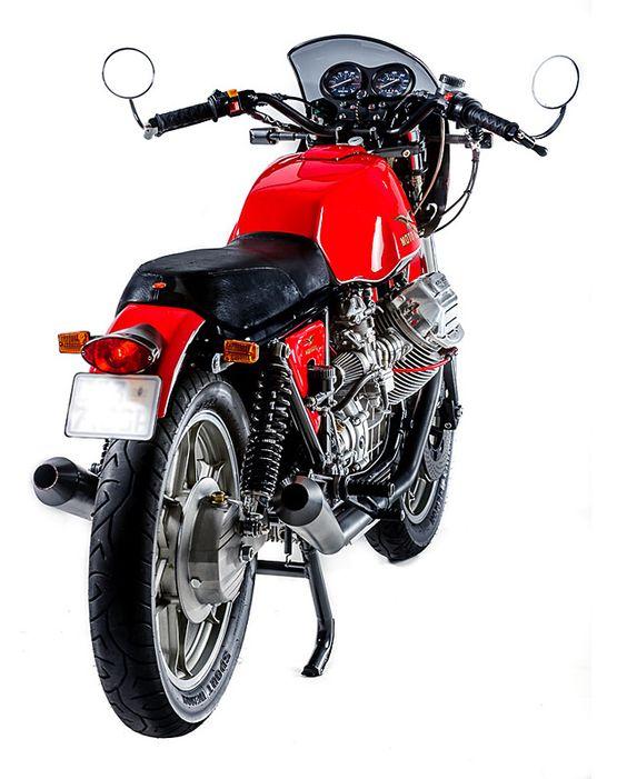 Moto Guzzi Le Mans Mk II – Kevin Rudham   