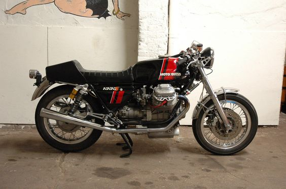 Moto Guzzi Lemans Se / 750S-1000S Conversion