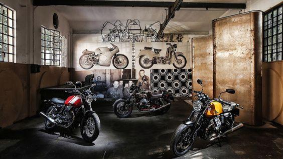 Moto Guzzi - Lords of the bikes #motorcycleculture #culturamotera |