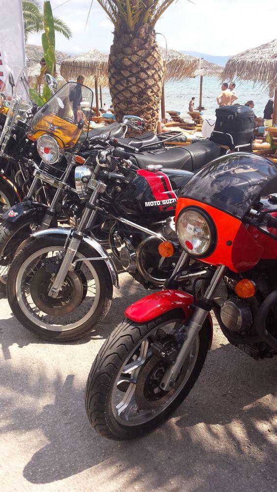 Moto Guzzi #MotoGuzzi #classic #caferacercult