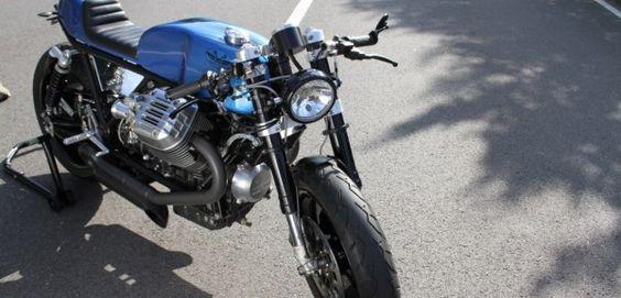Moto Guzzi Ristretto  by Radical Guzzi 12