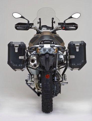Moto Guzzi Stelvio 1200 TT