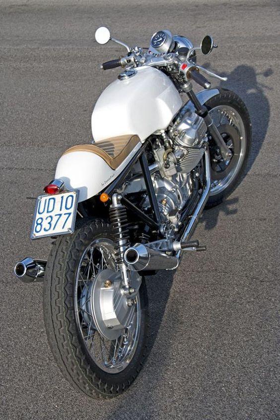 Moto Guzzi T3 850