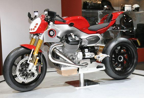 Moto Guzzi V12 LM Concept 2011 #motoguzzi #moto #concept2011 #caferacer #design