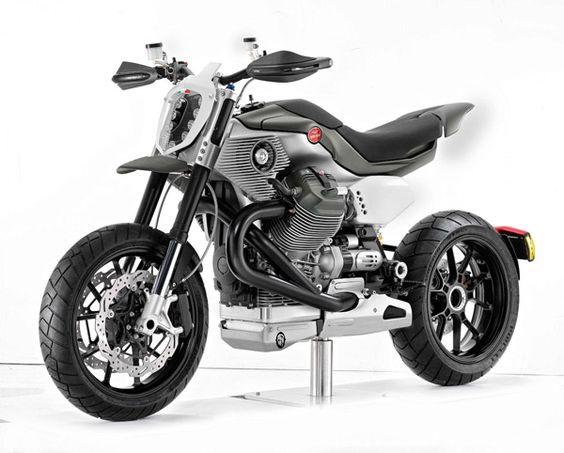 Moto Guzzi V12 X