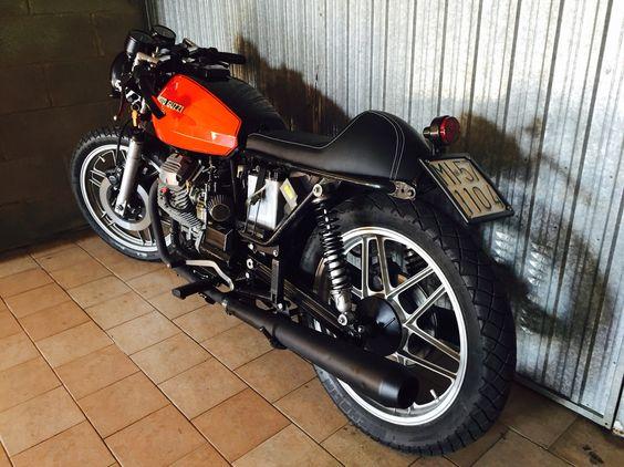 Moto Guzzi V50 Bombardone