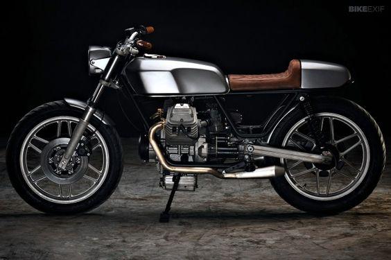 Moto Guzzi V50 Monza