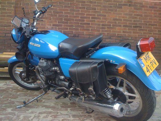 Moto Guzzi V65 PA Police