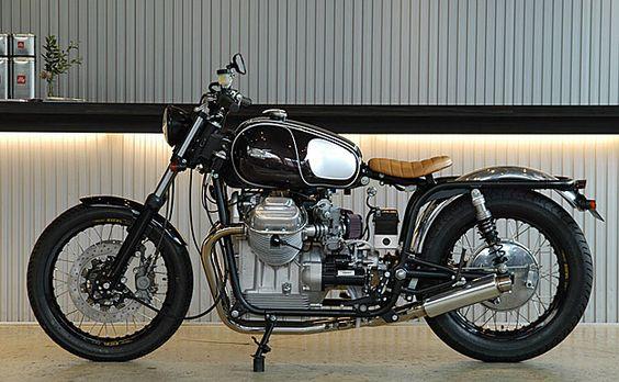 Moto Guzzi V7 Ambassador By Ritmo Sereno -