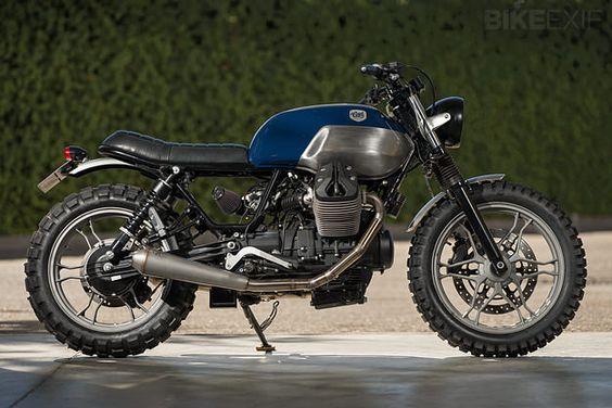 Moto Guzzi V7 by Cafe Racer Dreams