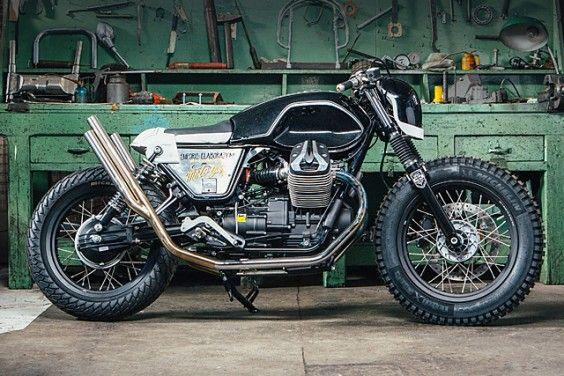 Moto Guzzi V7 ?Electro? ? Emporio Elaborazioni Meccaniche - blogs de cars motorbikes f1 motogp quads