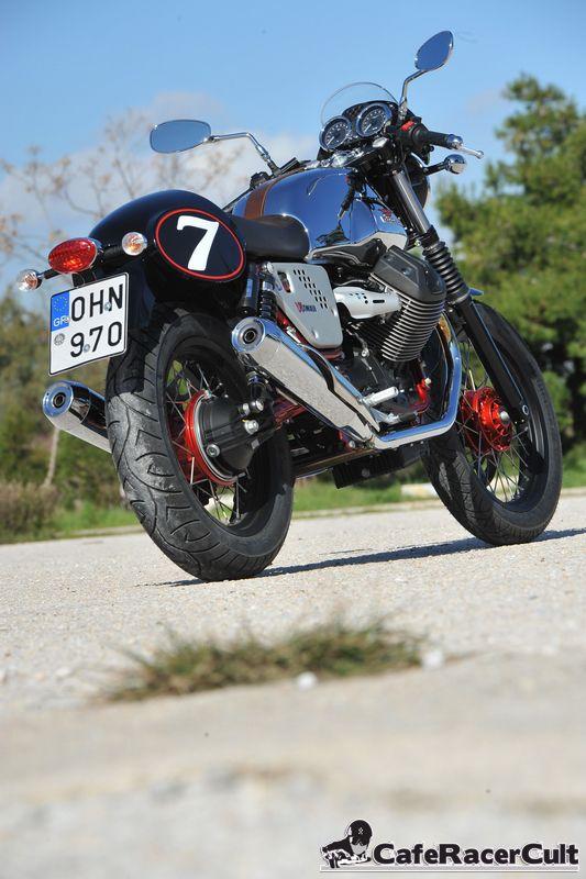 Moto Guzzi V7 Racer #7