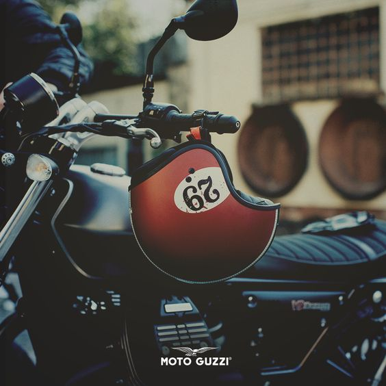 Moto Guzzi V9 Bobber: muscular and essential. | #MotoGuzzi #MotoGuzziV9 #mybikemypride #italia #bike