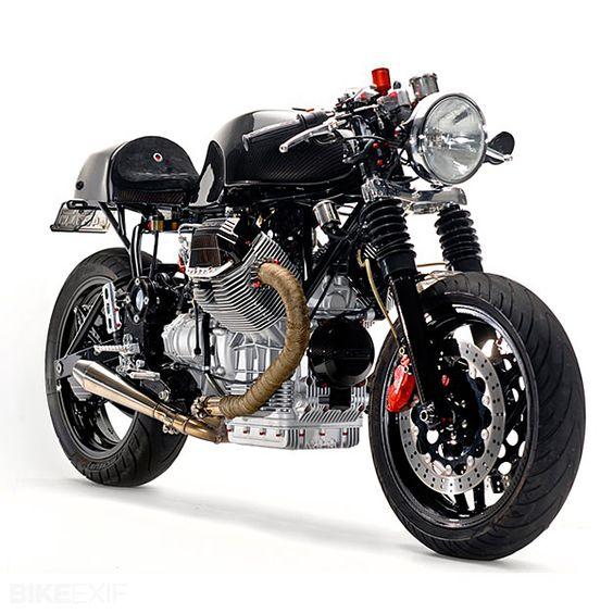 Moto Guzzi Weight Watcher