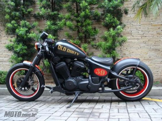 Moto Honda Shadow 600 VT C - 2003 - R$ 15,