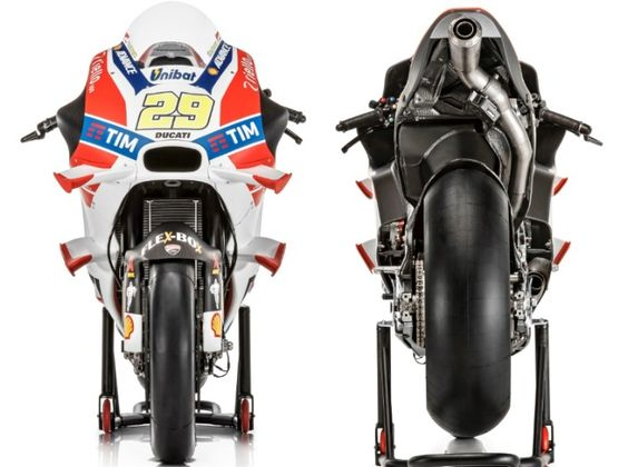 MotoGP News. Andrea Iannone and Andrea Dovizioso unveil 2016 Ducati MotoGP  Read more at !