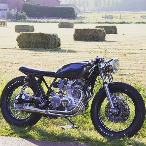 motomood: Honda CB550 cafe racer  motomood:  Honda CB550 cafe racer