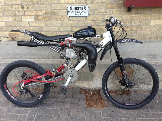 Motoped Engine   Custom chopped and screwed homemade motoped/dirt bike! - Page 2 ...