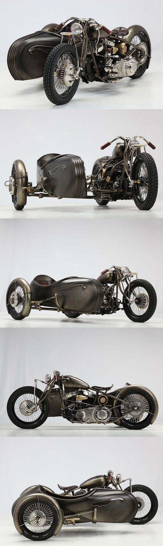 motorcycle sidecars -