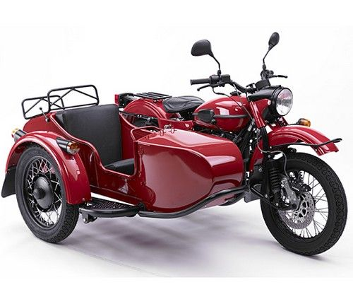 motorscooters with sidecars