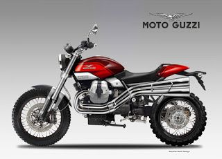 Motosketches: MOTO GUZZI MGS 940
