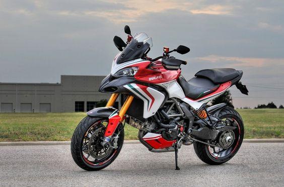 Motovation Ducati MTS 1200 Tricolore